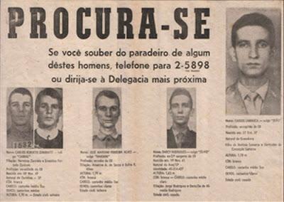 Os mortos que o Brasil não chora - Vítima nº 11 - Noé de Oliveira Ramos