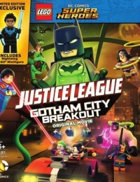 Lego DC Comics Superheroes: Justice League - Gotham City Breakout | Bmovies