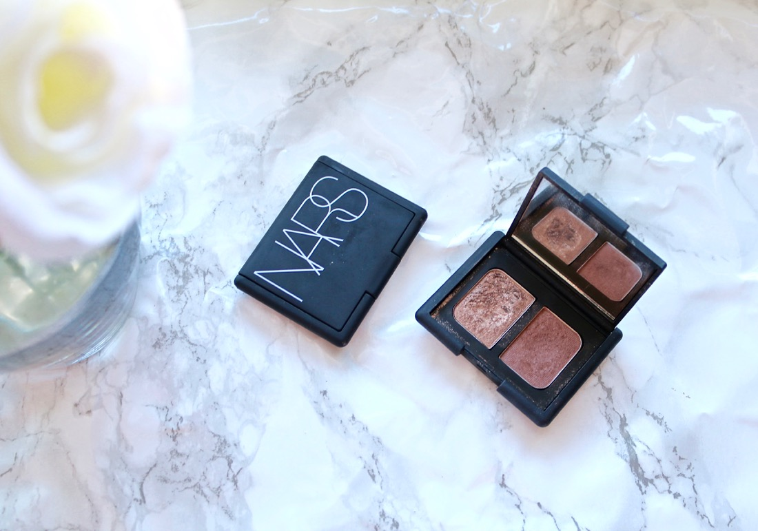My NARS Obsession Kalahari Eyeshadow Duo