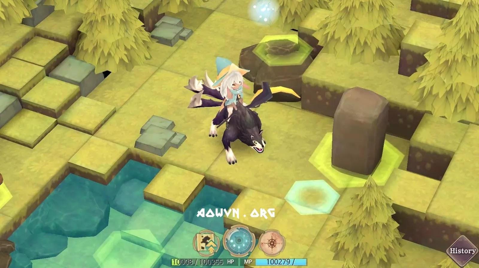 AowVN.org min%2B%252811%2529 - [ Offline ] Trọn Bộ Witch Spring 1 2 3 | Game RPG Hay cho Android - Đã Update