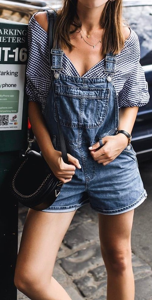 Outfits Club: Summer Is A Time To Experiment With Style: 45 Awesome Outfit Ideas