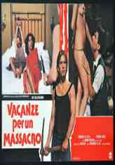 Vacanze per un massacro 1980
