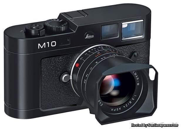 Model Kamera Terbaharu 'Leica M10' Berharga RM30,000!