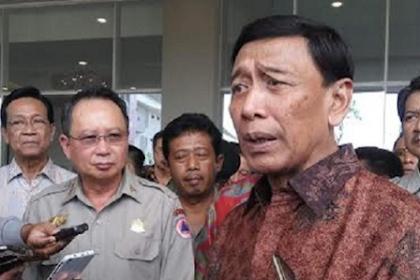 Kata Wiranto: Jokowi itu Dipuji Dunia Internasional, tapi Dihujat di Negeri Sendiri