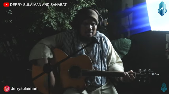 Chord Gitar Asli dan Lirik Lagu Derry Sulaiman - Ya Rasulullah, Lagu Religi
