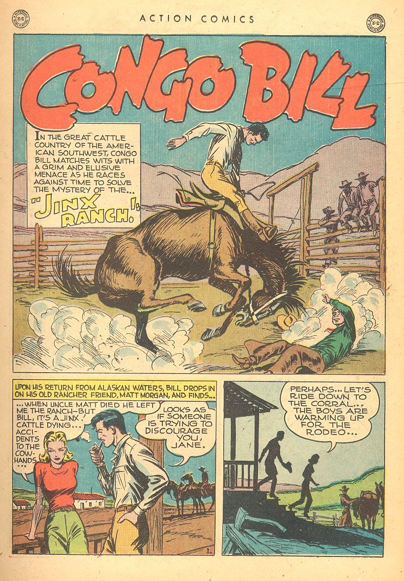 Read online Action Comics (1938) comic -  Issue #99 - 17