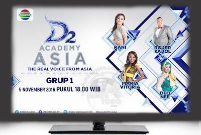 D'Academy Asia 2 ( D'AA 2) Grup A Babak 24 Besar