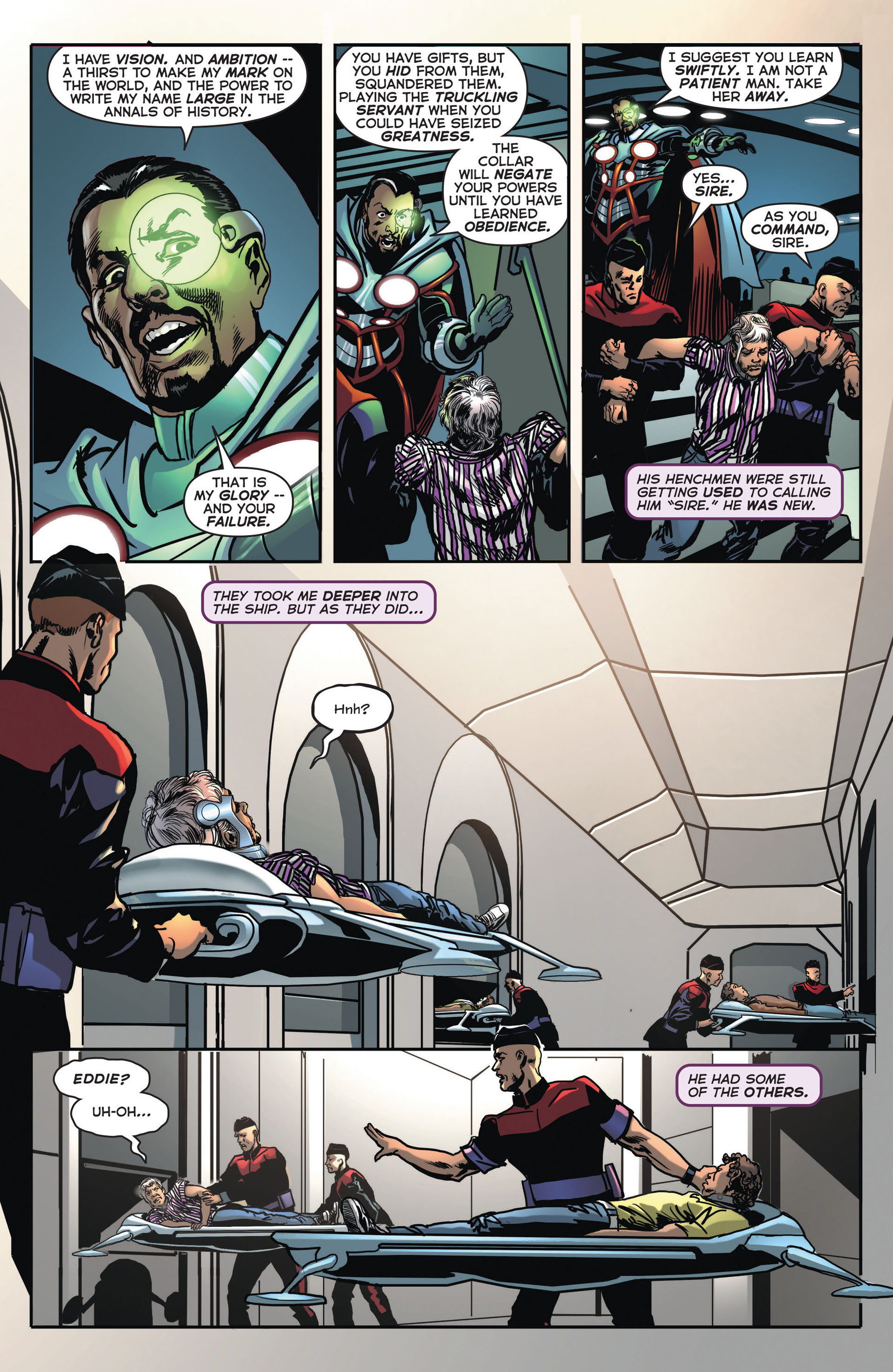 Read online Astro City comic -  Issue #4 - 12
