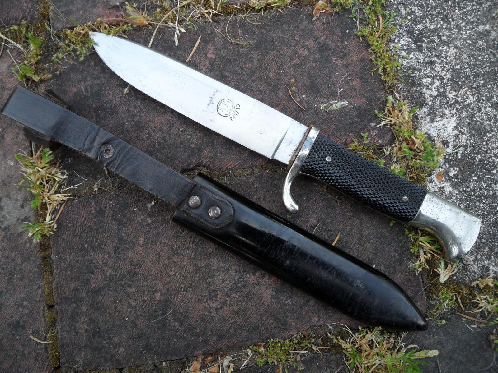 Four Bees: Hitler Jugend Messer, Hitler Youth Knife