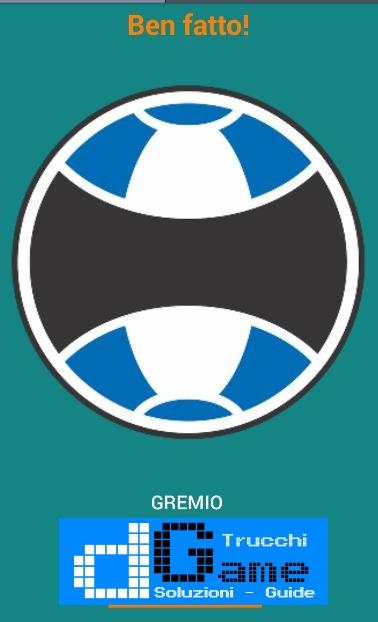 Quiz Squadre di Calcio! soluzione livello 11-20