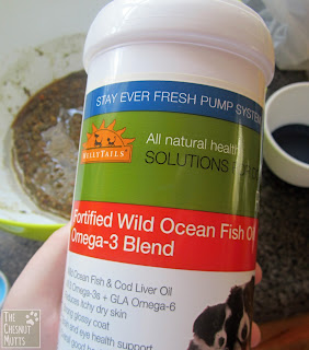 wellytails fortified wild ocean fish oil