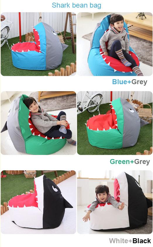 Baby Infant Toddler Kids Bean Bag Chair Sofa Safari