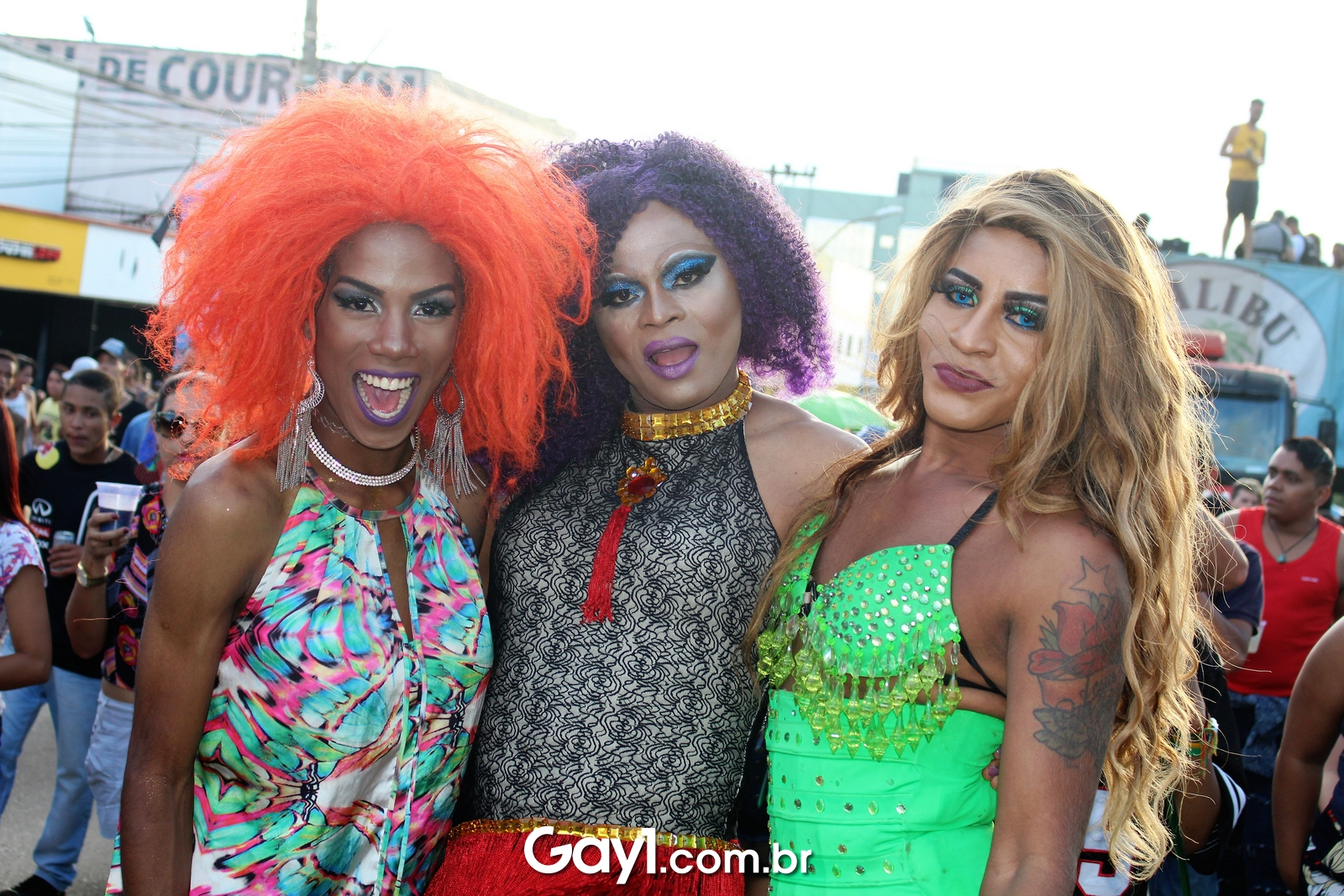 Parada do Orgulho LGBT da Ceilândia