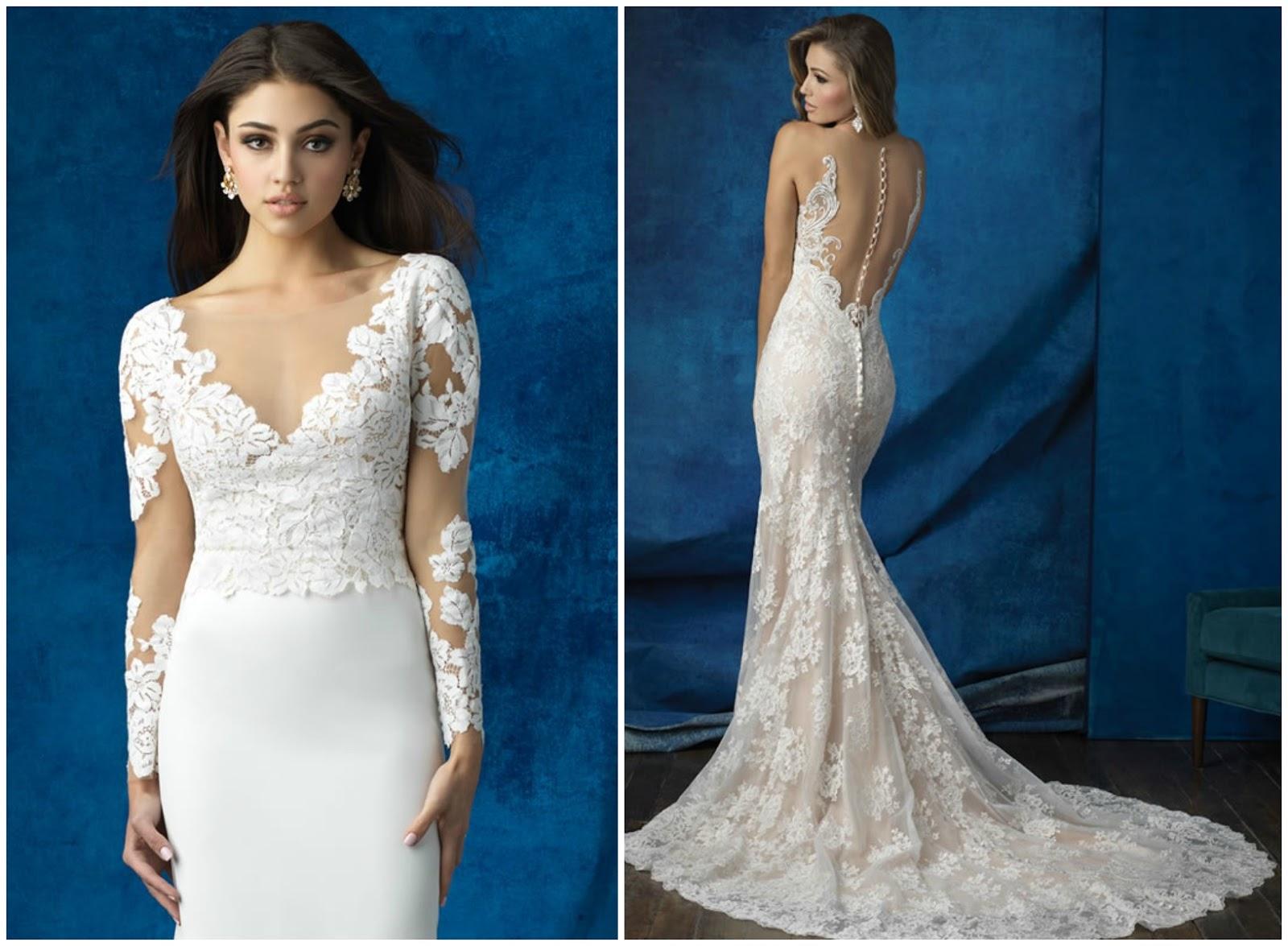 Angelus Bridal And Formal 10 Fabulous Wedding Dress Elements We Love