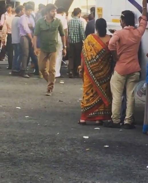 ilayathalapathy bairavaa Tamil Movie Latest Working Stills