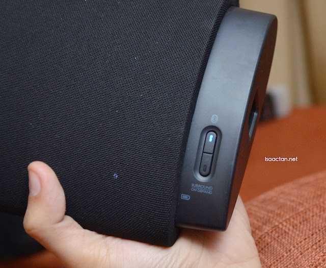Check out the detachable wireless speakers of the Fidelio B5