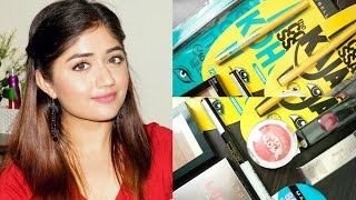 Winter Makeup Look with Nykaa