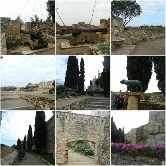 Patrimônios da UNESCO em Tarragona (Espanha) - Muralhas de Tarragona