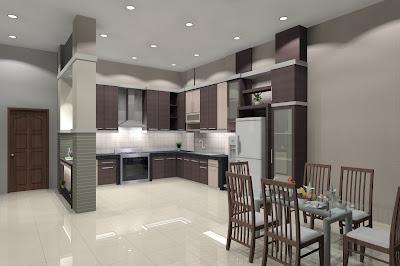 gambar interior rumah minimalis sederhana elegan dan