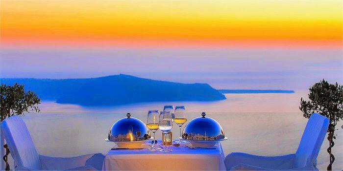 Hotel romantici isole greche