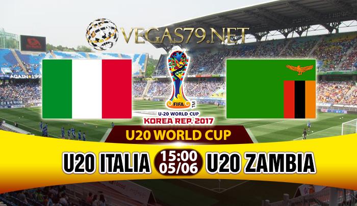 Nhận định, soi kèo nhà cái U20 Italia vs U20 Zambia