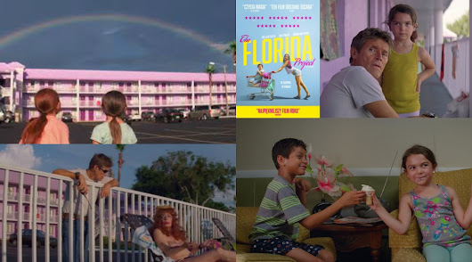The Florida Project (2017) - recenzja