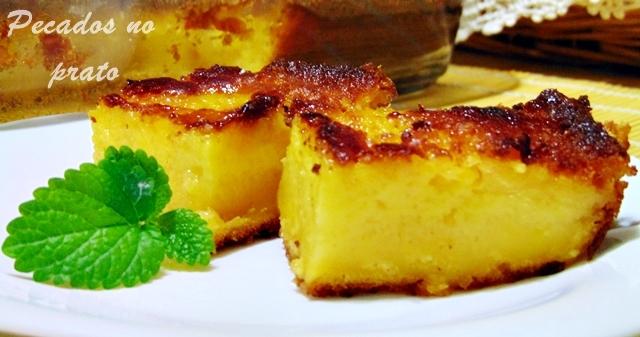 Receita do bolo de milho cremoso super fácil
