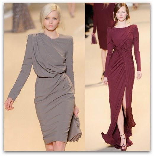 modelos de vestidos com manga longa - dicas e fotos