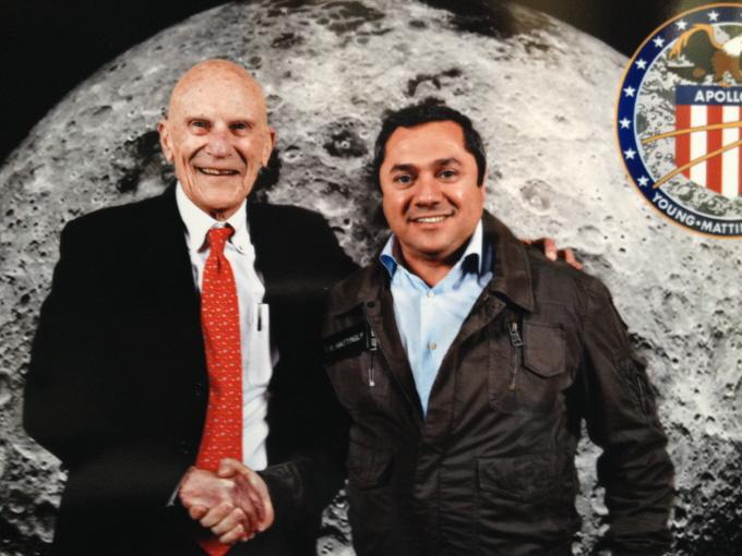 Apollo 16 Kenneth Quot Ken Quot Mattingly