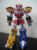 Super Robot Chogokin Daizyujin Megazord 03