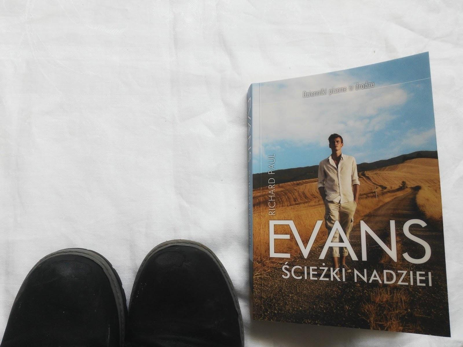 Ścieżki nadziei R.Evans _ recenzja