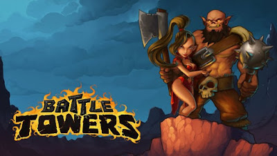 Battle towers for android