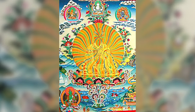Wisdom Teachings and the Practicals of Pyramid Science - A Breakdown of the Studies of David Wilcock - Learning the Specifics of How to Jump-start the Light-Body Padmasambhava-rainbow-body