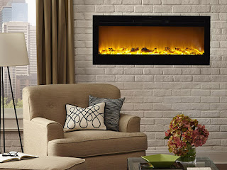 The Touchstone Home Products Sideline Electric Fireplaces will be showcased at the 2016 Philly Home Show.