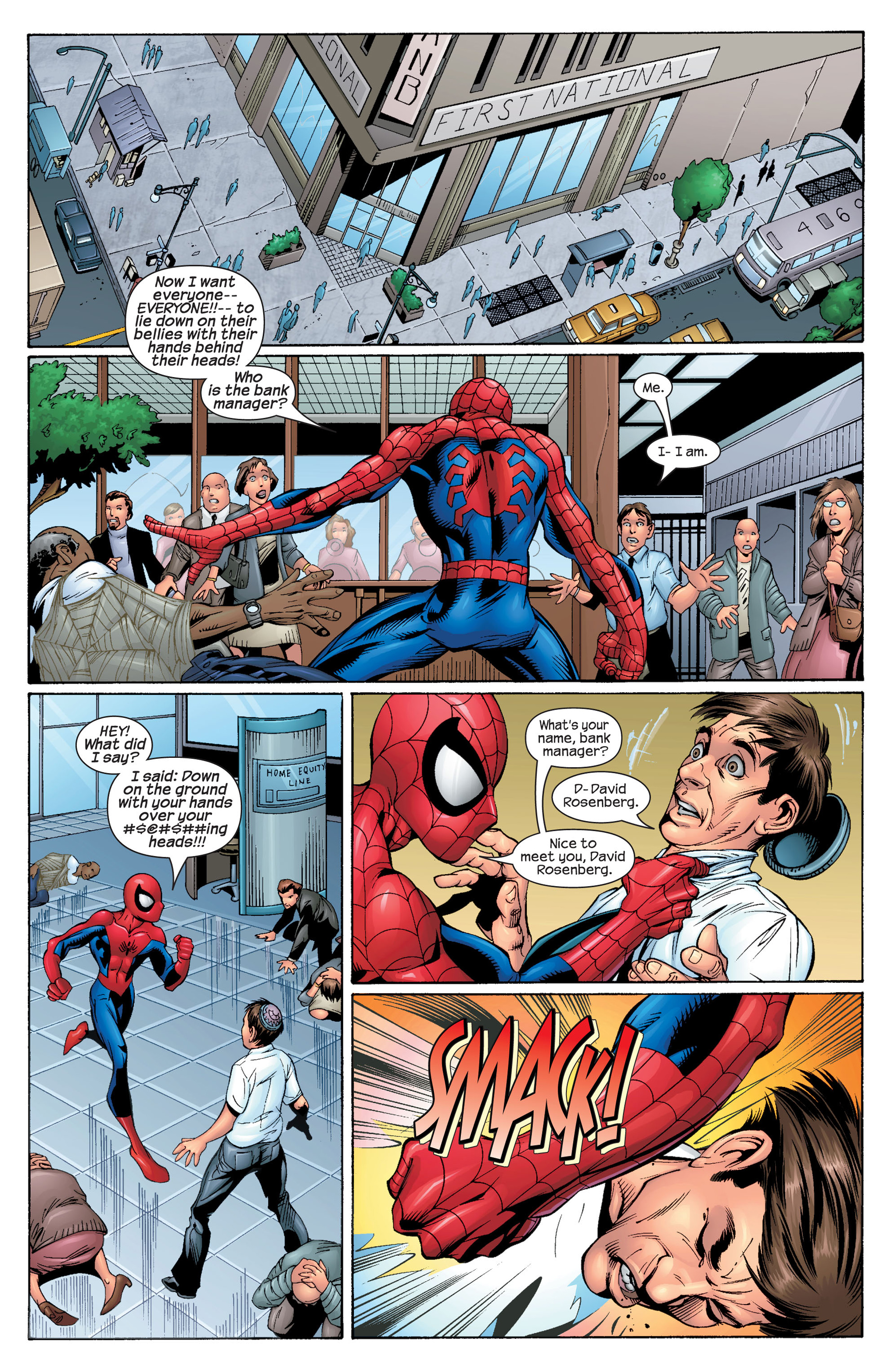 Read online Ultimate Spider-Man (2000) comic -  Issue #29 - 5