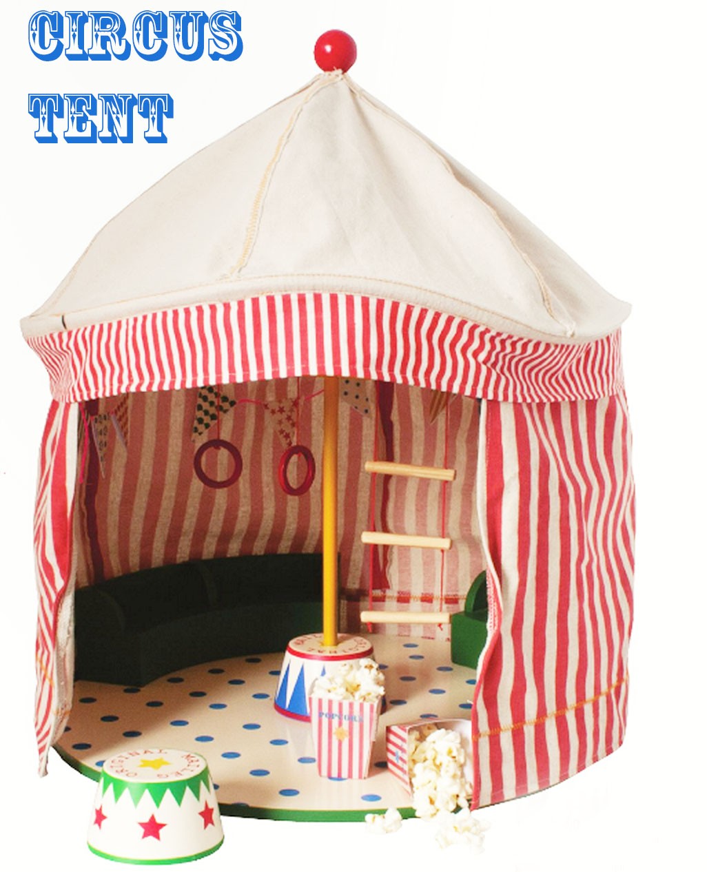 Kandeeland: 7 Of The Coolest Play Tents