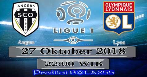Prediksi Bola855 Angers vs Lyon 27 Oktober 2018