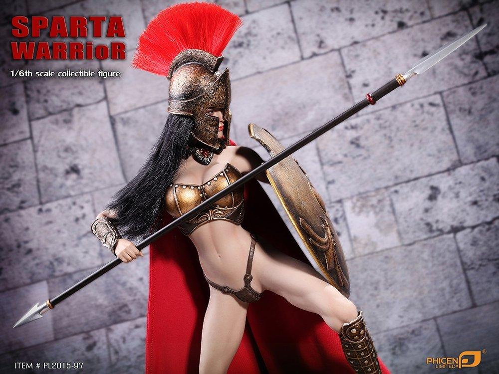 Lady spartan soccer waxing girl