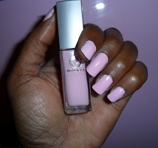 Miners Marshamallow Nail Polish
