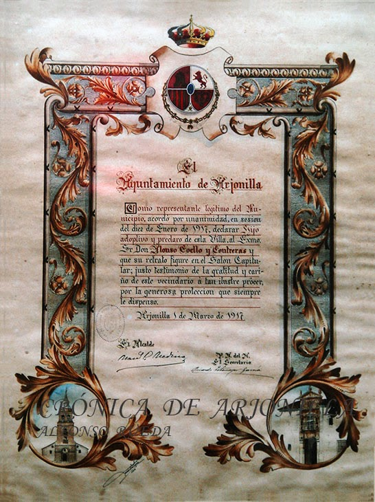 http://cronicadearjonilla.blogspot.it/2014/01/alonso-coello-de-portugal-y-contreras.html