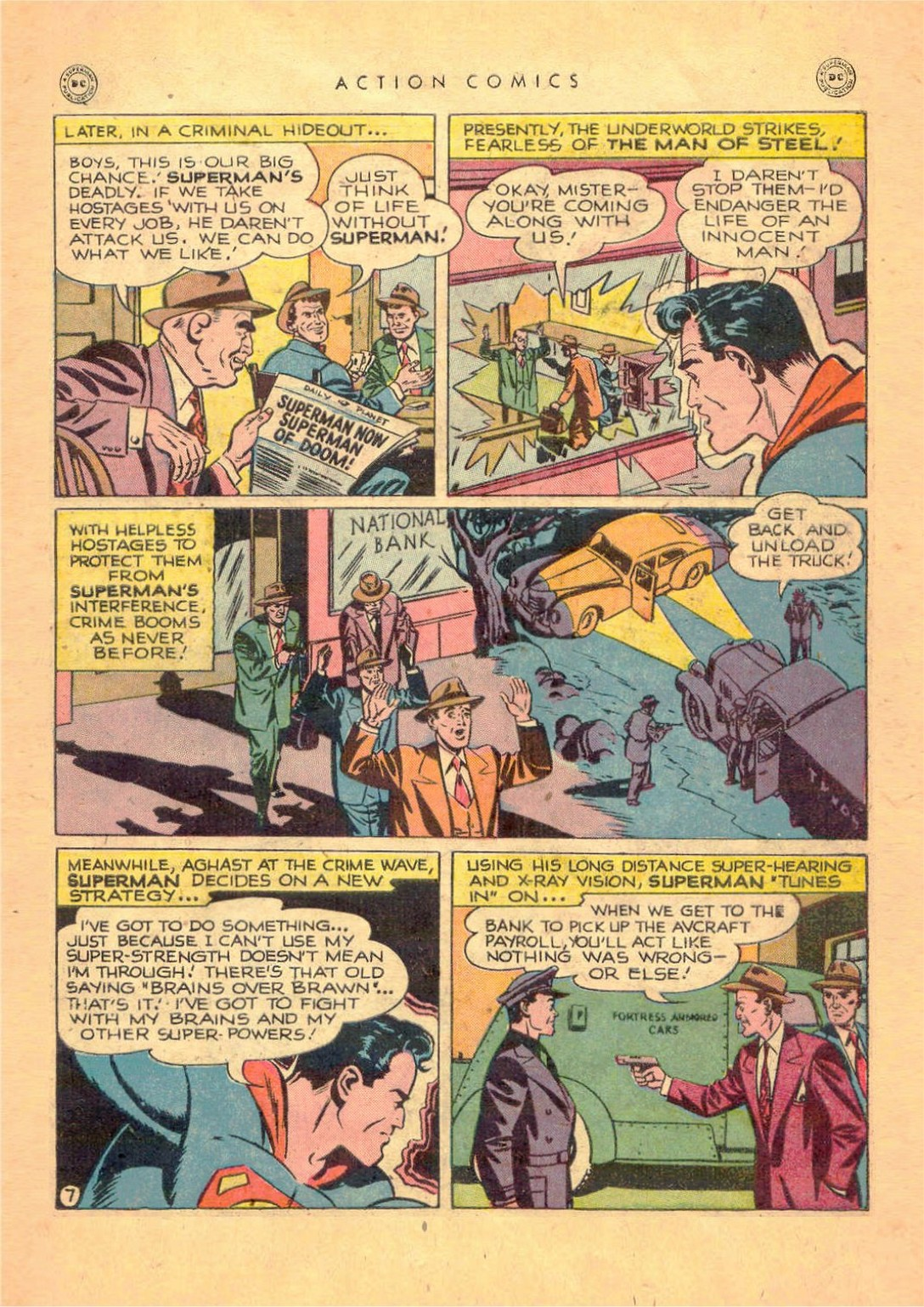 Read online Action Comics (1938) comic -  Issue #124 - 9
