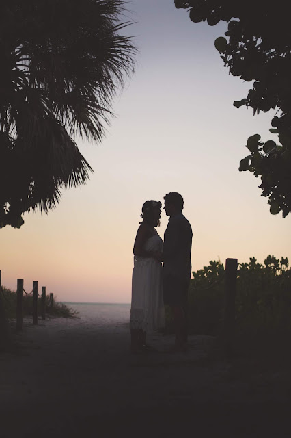 Sanibel Island Wedding Welcome Party