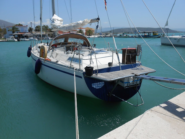 Παράνομη ναύλωση ιδιωτικού πλοίου αναψυχής στη Σαγιάδα