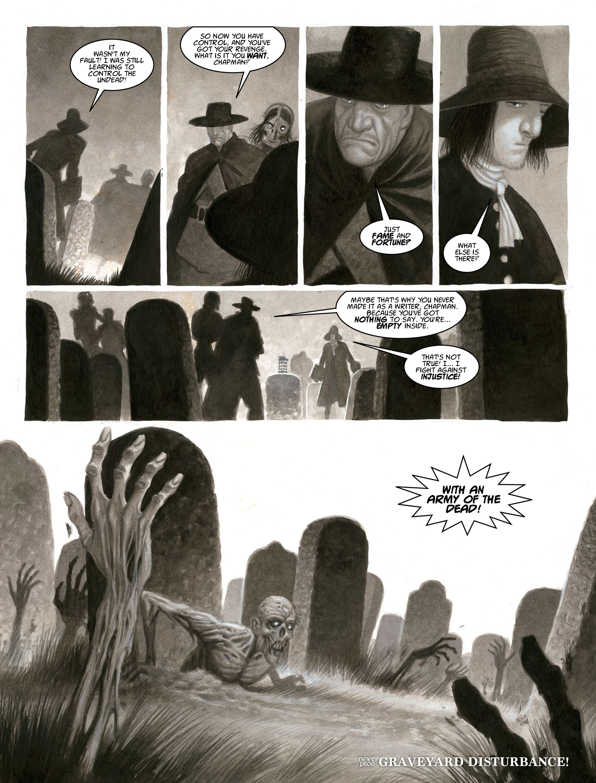 Read online 2000 AD comic -  Issue #2036 - 20