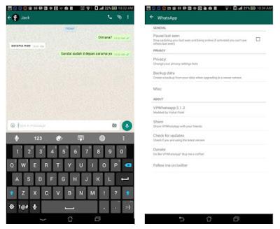 VP WhatsApp MOD v3.1.2 APK