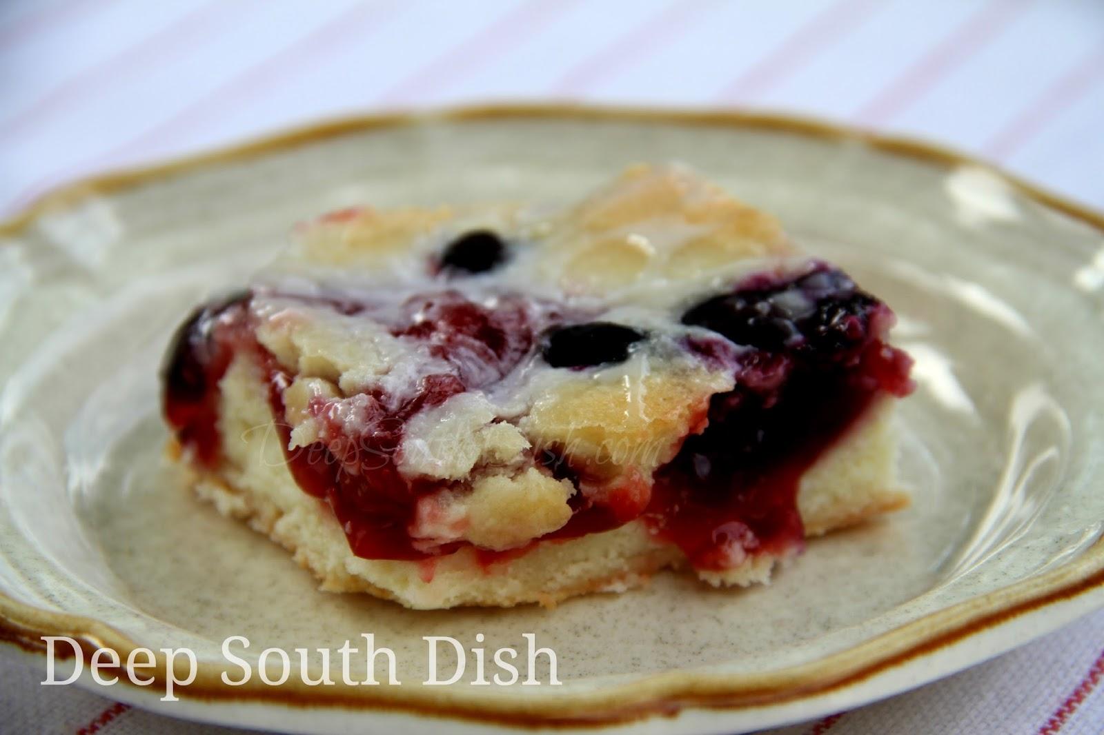 Deep South Dish: Cherry Pie Bars