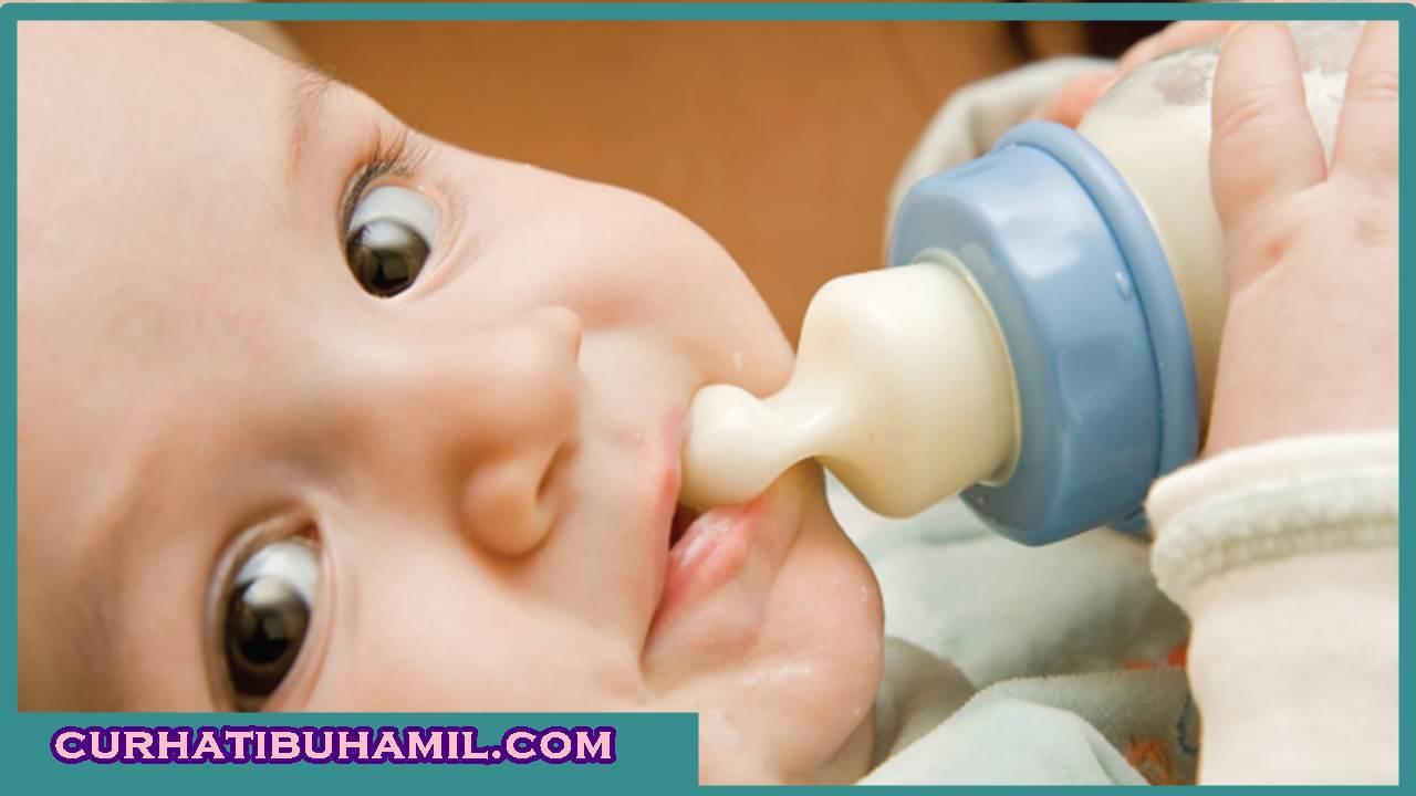 Setelah Mpasi, Anak tidak mau minum sufor sama sekaliP