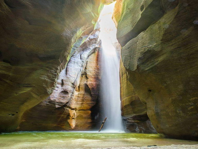 Lubuk Batang Waterfall