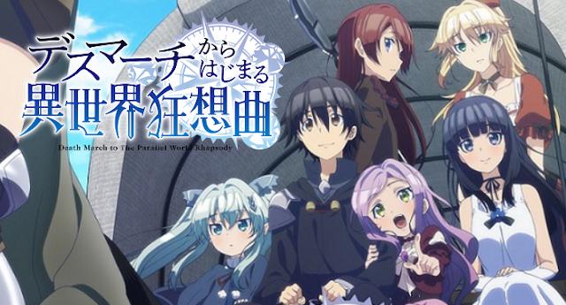 Download Ost Opening & Ending Death March Kara Hajimaru Isekai Kyousoukyoku