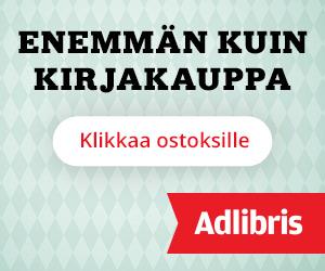 Tue blogia tilaamalla AdLibriksestä!